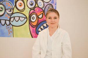 Dr. Zeynep Ulku, D.D.S., DMSc